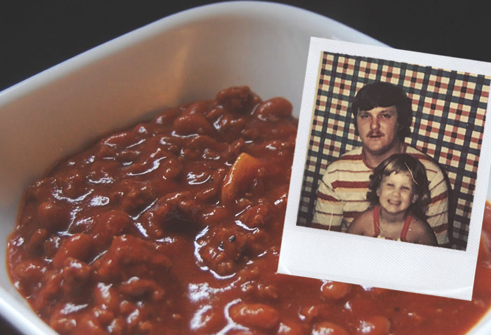 My dad's chili recipe